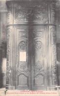 Meurthe Et Moselle-LUNEVILLE Eglise St Jacques La Grande Porte Sculptée Par Des Religieux De L'ancienne Abbaye St Remy - Luneville
