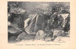 19 - CORREZE / Lamazière Basse - La Cascade Du Vianon à La Barraque - Beau Cliché - Francia