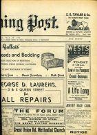 JERSEY WW2 NEWSPAPER JERSEY POST 1941 - Non Classificati