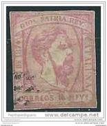 1874.-Correo Carlista Edifil Nº 157 - 1873-74 Regencia
