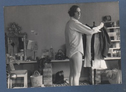 PHOTOGRAPHIE DE PLATEAU FILM VOYAGE EN GRANDE TARTARIE DE JEAN CHARLES TACCHELLA 1973 - JEAN LUC BIDEAU - Photographs