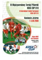 Football Programme Youth Tournament 2006: Kosa, AS Monaco (France), Dynamo Kiev (Dinamo Ukraine Ex Soviet Union), Lea... - Boeken