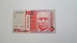 CAPO VERDE 100 ESCUDOS 1989 UNC - Capo Verde