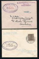 INDIA RAF DEMONSTRATION FLIGHTS CALCUTTA ALLAHABAD DELHI 1930 CHESHIRE REGIMENT - India (...-1947)