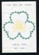 IRELAND GIRL GUIDES 1961 INTERNATIONAL CAMP BLARNEY - Ireland