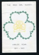 IRELAND GIRL GUIDES 1961 INTERNATIONAL CAMP BLARNEY - Cork