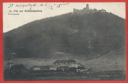 67 - HOHKÖNIGSBURG - HAUT KOENIGSBOURG Près SELESTAT - ST. PILT - ST. HIPPOLYTE - Francia