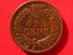 Etats-Unis - USA - One Cent 1905 5261 - 1859-1909: Indian Head