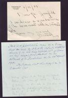 RARE ORIGINAL PHOTOSTAT DIARY INFANTE ALFONSO & LETTER INFANTA BEATRICE 1933 - Historical Documents