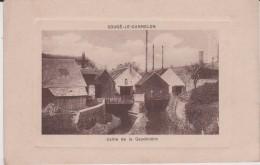 Sarthe:SOUGE- Soulgé   Le  Ganelon :l  Usine  De La     Gaudinière - Francia