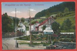 88 - 68 - 67 - VOGESEN - Carte Allemande - Kriegsbilder - Drahtseilbahn - Téléphérique Militaire -  Guerre 14/18 - Unclassified