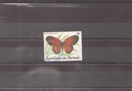 BURUNDI 1984 N° 899 OBLITERE - 1980-89: Oblitérés
