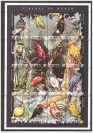 Mali (1997) Yv. 1018/33  /  Fauna - Birds - Oiseaux - Vogel - Toucan - Oiseaux