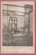 51 -REIMS--WW1-Le Magasin De Décors Du Grand Theatre-Rue Tronson Ducoudray - Reims