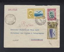 Persia Iran Cover 1930 Teheran To Qasr-e Chirin - Iran