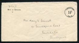PARLIAMENTARY CIRCULAR & ENVELOPE ON WAR LOANS 1932 CHAMBERLAIN CHANCELLOR - Other Collections