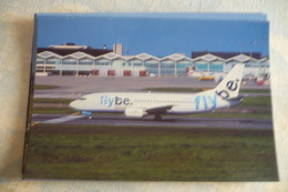 B 737 300   G STRE    FLYBE - 1946-....: Moderne