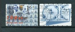1998 Netherlands Complete Set Priority Stamps Used/gebruikt/oblitere - Periode 1980-... (Beatrix)