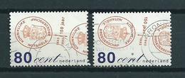 1993 Netherlands Complete Set Notariële Broederschap Used/gebruikt/oblitere - Periode 1980-... (Beatrix)