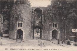 G , Cp , 62 , BOULOGNE-sur-MER , Porte Des Dunes - Boulogne Sur Mer