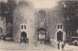 G , Cp , 62 , BOULOGNE-sur-MER , La Porte Gayolle - Boulogne Sur Mer