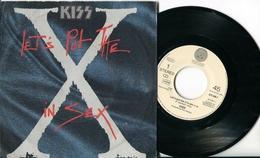 "Kiss""45t Vinyle""Let's Put The In Sex"" - Hard Rock & Metal"