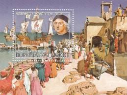 Burkina Faso Hb 34 - Burkina Faso (1984-...)