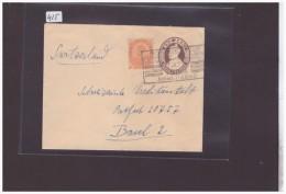 INDES - GANZSACHE - ENTIER POSTAL - ENVELOPPE - 1911-35 King George V
