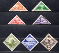 TOUVA . AÑO 1935. Yv  47/53 (MH) - Tuva