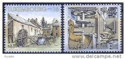 Luxembourg 1997 Yvertn°  1379-80 *** MNH Cote 5,50 Euro - Luxembourg