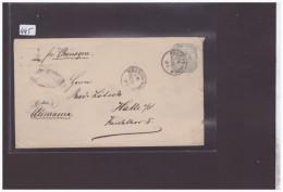 ARGENTINE - GANZSACHE - ENTIER POSTAL - ENVELOPPE - Postal Stationery