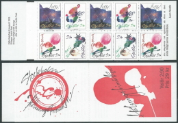 1993 SVEZIA LIBRETTO FRANCOBOLLI AUGURALI MNH ** - A2 - Carnets