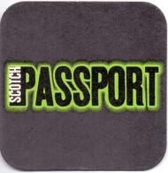 #D130-052 Viltje Passport - Sous-bocks