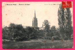 Mons En Pévèle - Fontaine Saint Jean - Édit. Phototypie A. TOULY - 1907 - France