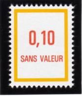FRANCE FICTIF N° F241 ** Timbre Neuf Gomme D´origine Sans Trace De Charnière - TB - Phantomausgaben