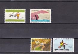 Zimbabwe Nº 63 Al 66 - Zimbabwe (1980-...)
