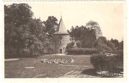 Fallais - Château De Fallais 'quiétude' - La Cour Intérieure Vers La Tourelle - Braives
