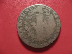 2 Sols Louis XVI 1791 L Bayonne - Variété Coulée 9542 - 1789 – 1795 Monedas Constitucionales