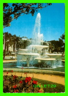 CHILI - FUENTE DE PLAZA MEXICO EN VISA DEL MAR - ED. GROHMANN Y CIA LTDA - - Chili