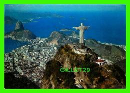 RIO DE JANEIRO, BRÉSIL - PANORAMIC VIEW OF GUANABARA BAY - TRAVEL IN 1980 - - Rio De Janeiro