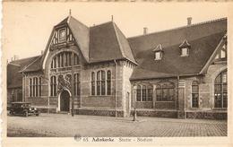 Adinkerke : Statie  -- Station - De Panne