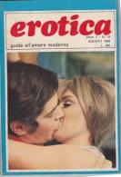 EROTICA -Guida All'amore Moderno  - N. 10  Del  Agosto 1969   (201211) - Unclassified