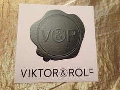Cartes Parfumée  VICTOR & ROLF - Perfume Cards