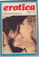 EROTICA -Guida All'amore Moderno  - N. 3  Del    Gennaio 1969   (201211) - Unclassified