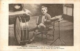 THAON BRUNO  ANNICHINI VIRTUOSE  ACCORDEONISTE - Thaon Les Vosges