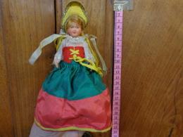 Poupee Folklorique Region A Determiner - Other Collections