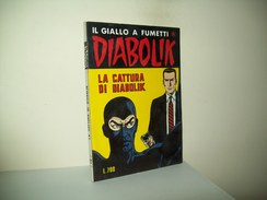 Diabolik R. (Astorina 1983) N. 122 - Diabolik
