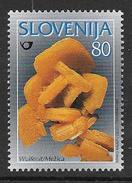 Slovenia: 1997 Minerals Wulfenite MNH - Slovénie