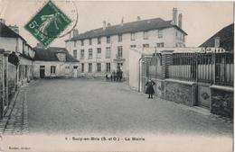CPA 94 SUCY En Brie La Mairie - Sucy En Brie
