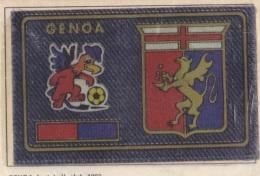 GENOA -SCUDETTO Telato 1978/79 -Usato (60313) - Panini